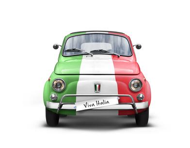 Italien ist ein klassiches Reiseziel der Deutschen. © Pixel & Création - Fotolia.com
