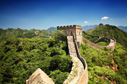 Wussten Sie, dass man auf der chinesischen Mauer wandern kann? © trashthelens - Fotolia.com