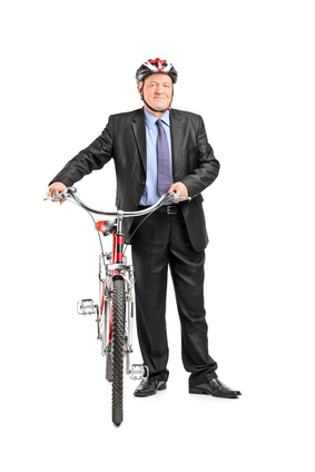 Fahrradhelme können auch schick sein. © Ljupco Smokovski - Fotolia.com