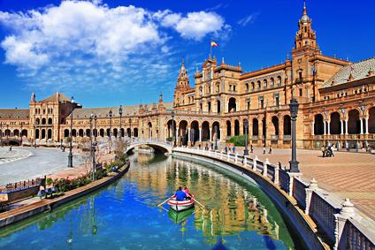 Sevilla ist ein Muss für jeden Andalusienbesucher. © Freesurf - Fotolia.com