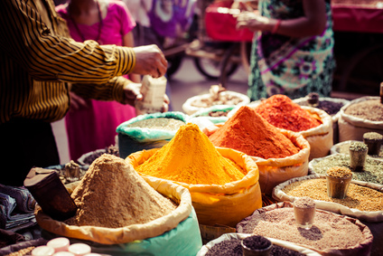 Indien als das Reich der farbenprächtigen Genüsse erleben. © Mariusz Prusaczyk - Fotolia.com