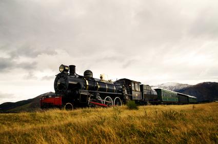 Neuseeland lässt sich auch gut mit der Eisenbahn entdecken. © Rawpixel - Fotolia.com