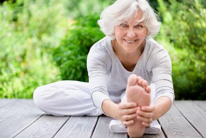 Yoga für Senioren: Ausbildung zum Yogalehrer 50plus