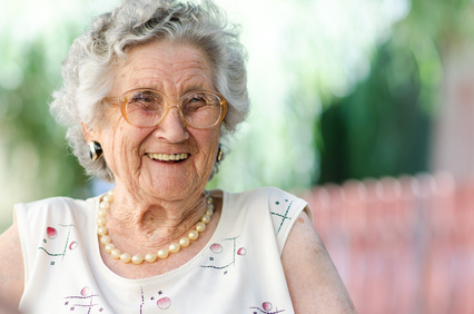 Glücklich im Alter: Der Wunsch aller Menschen. © Hunor Kristo - Fotolia.com