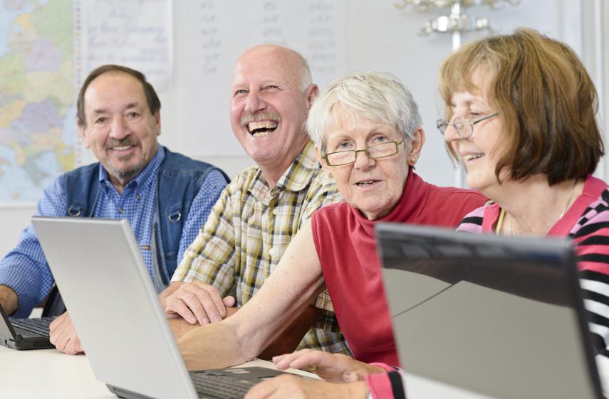 Zu alt für den Arbeitsmarkt? Suchen Sie neue Wege!