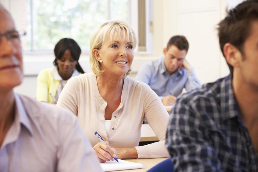 Bildungsförderung für die Generation 50plus und Senioren