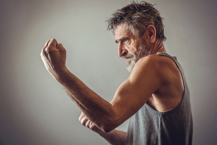 Gerade im Alter wird Beweglichkeit und die Muskulatur immer wichtiger.