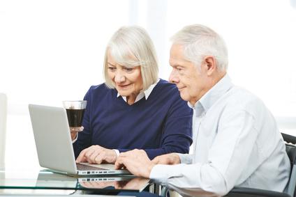 Suche, Maps und Co: Senioren lernen Google