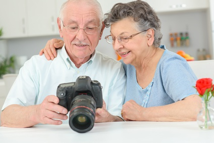 Senioren lernen Fotografie: Der perfekte Einstieg