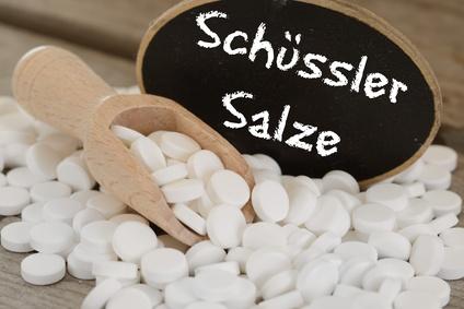 Schüssler-Salze für das Gedächtnis
