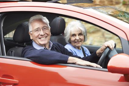 Fahrstunden mit über 50: So gelingt der Führerschein 50plus