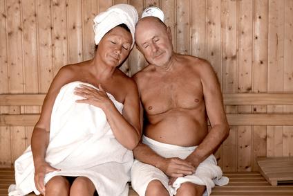 senioren sauna