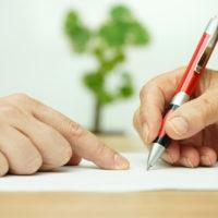 Ist mein Testament auch ohne Unterschrift gültig?